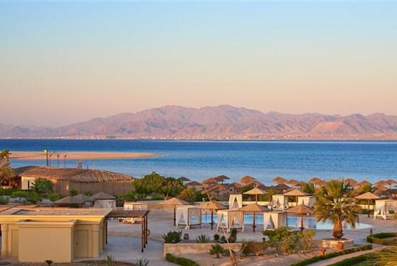 Marco Polo - Sheraton Som Bay resort 5* Hurgada -