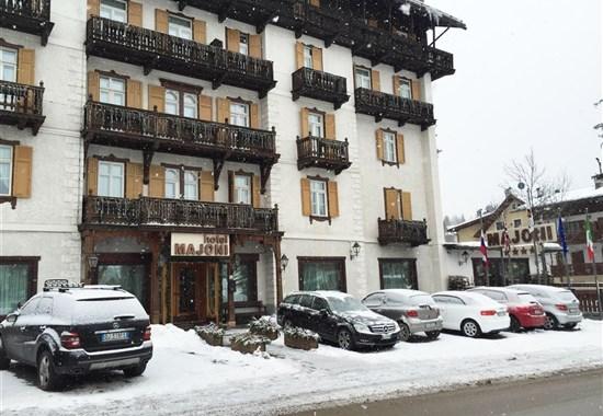 Hotel Majoni - Evropa