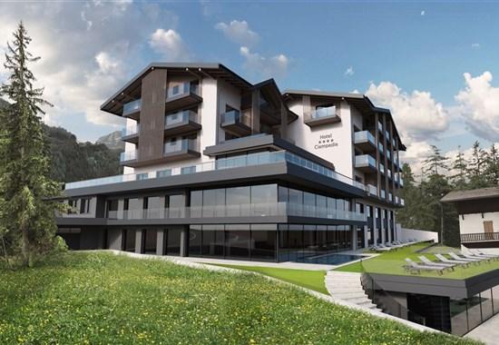 Alp Sport Hotel Ciampedie - Evropa -
