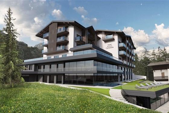 Marco Polo - Alp Sport Hotel Ciampedie -