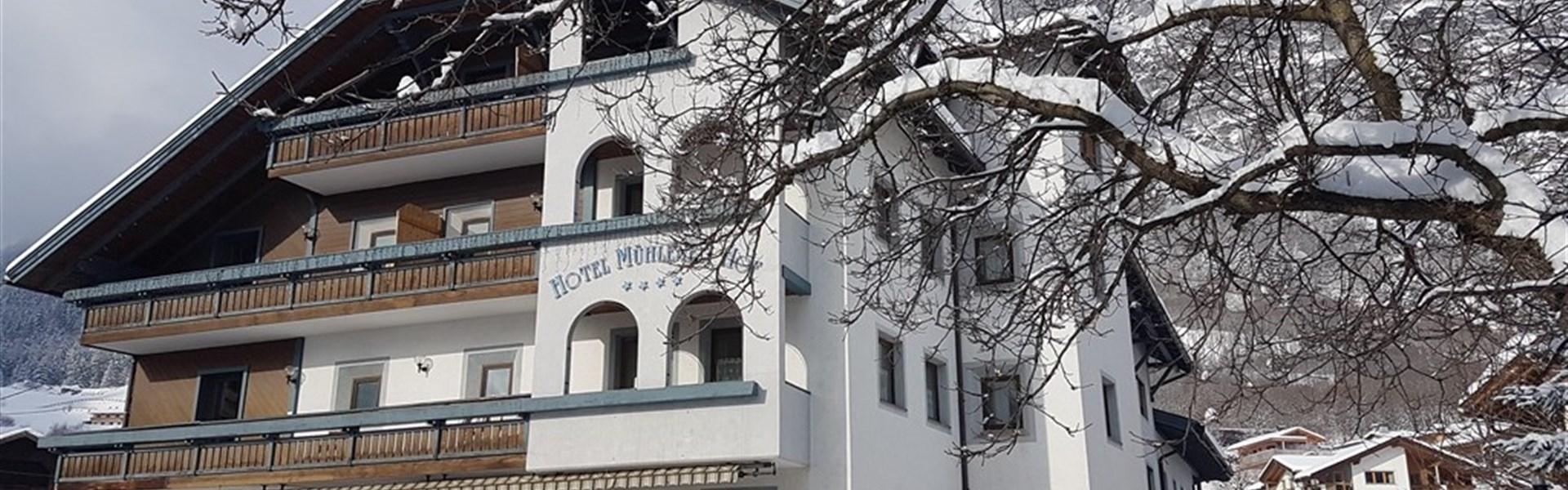 Marco Polo - Active Mountain Hotel Mühlenerhof -
