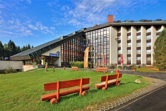 Marco Polo - Wellness Hotel Svornost - léto -