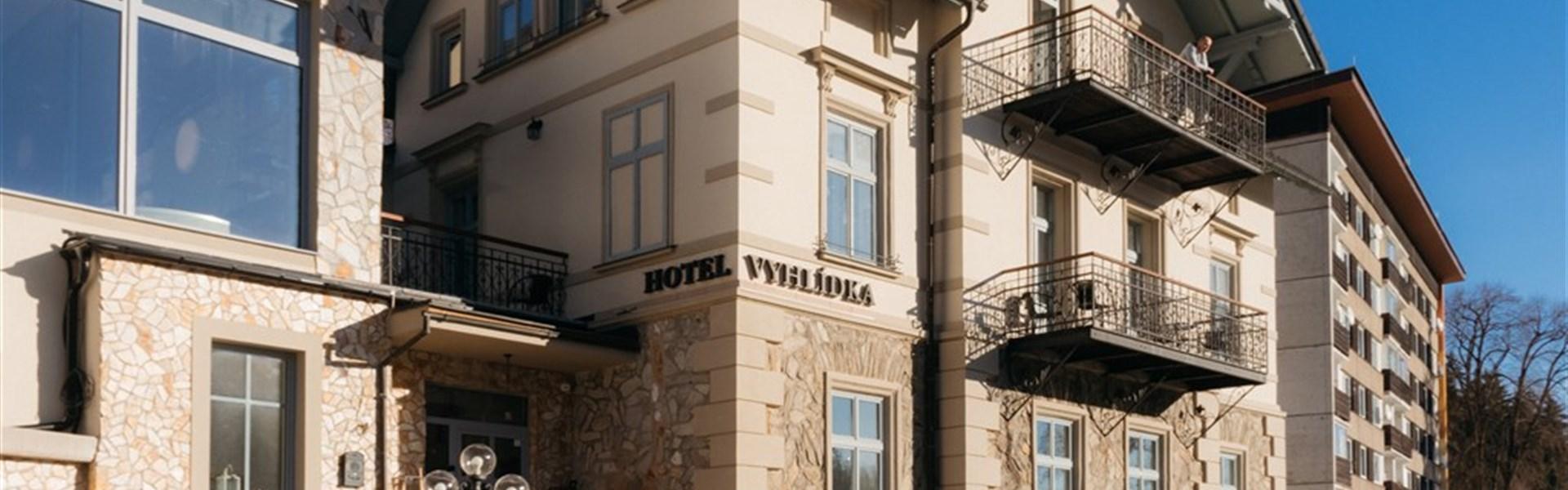 Marco Polo - Hotel Vyhlídka -