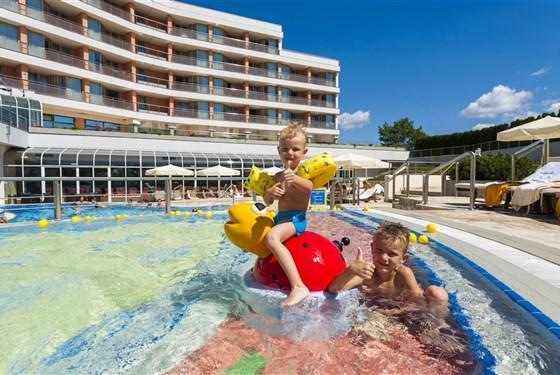 Marco Polo - Hotel Livada Prestige (Terme 3000) - léto 2021 -