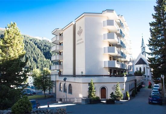 Central Sporthotel Davos S21 - Švýcarsko -