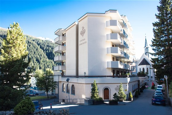 Marco Polo - Central Sporthotel Davos S21 -