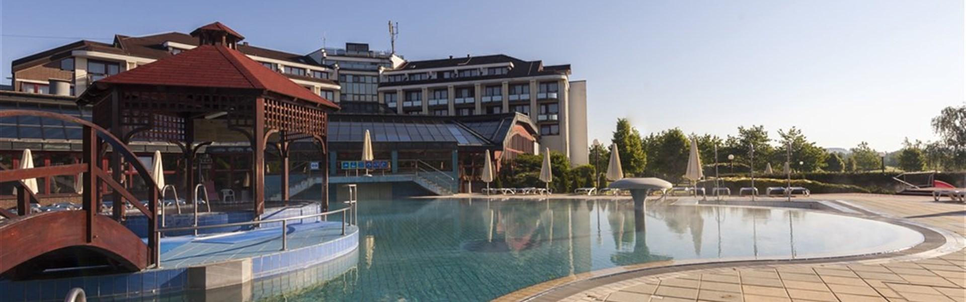 Hotel Ajda (Terme 3000) - léto 2021 -