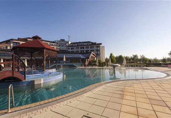 Hotel Ajda (Terme 3000) - léto 2021 - Slovinsko -