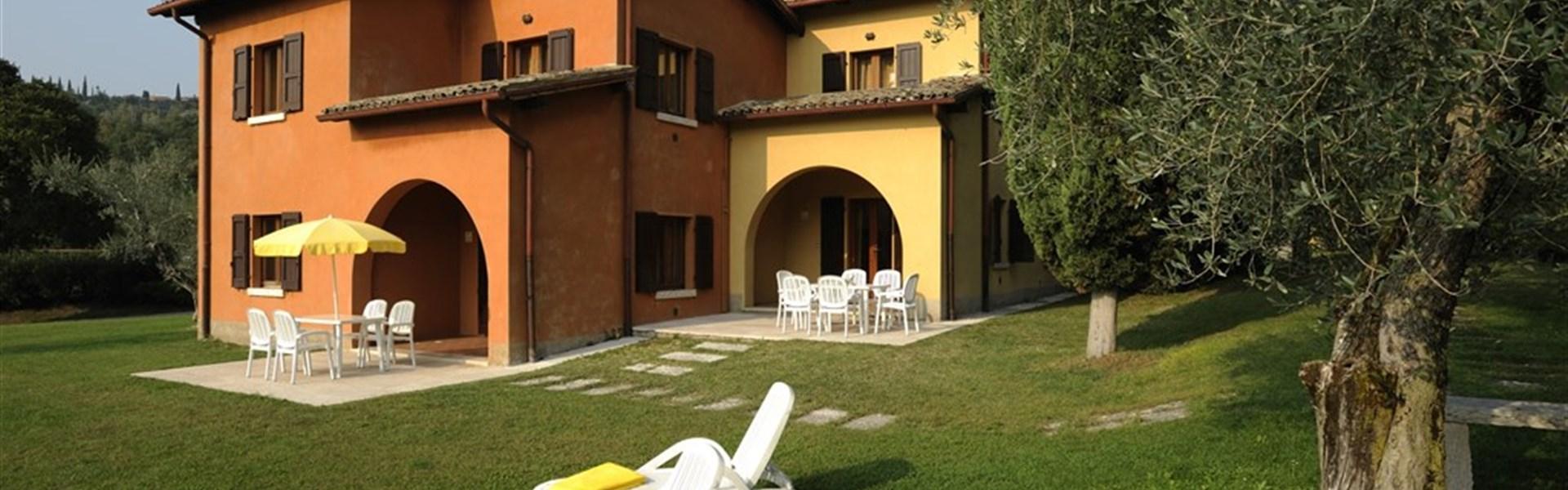 Marco Polo - Apartmány Poiano Resort -