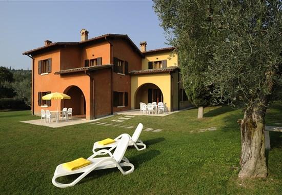 Apartmány Poiano Resort - Evropa