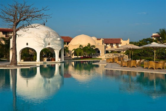 Marco Polo - Swahili Beach Resort - Swahili Beach_bazen