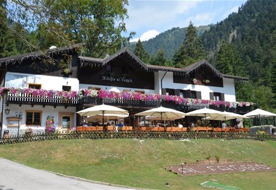 Hotel Chalet Rifugio Al Faggio - Evropa