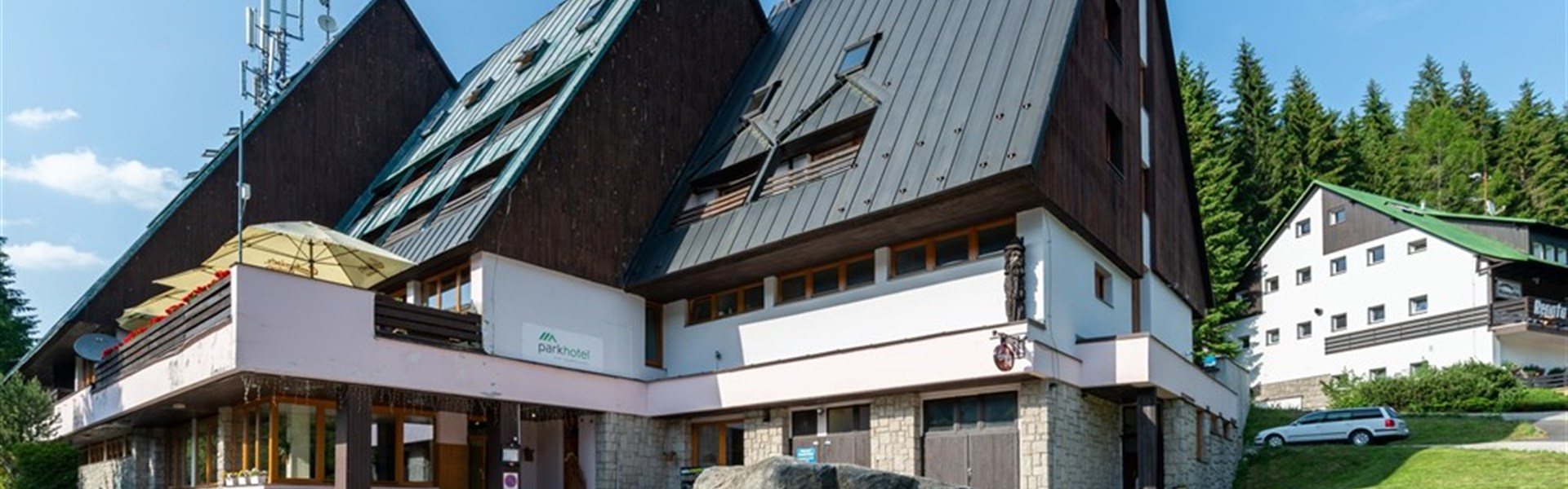 Marco Polo - Parkhotel Harrachov -