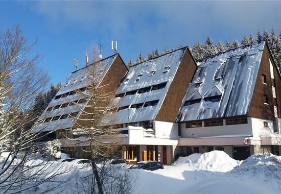Parkhotel Harrachov - zima - Česká republika -