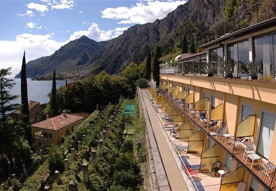 Hotel Villa Dirce - Limone sul Garda -