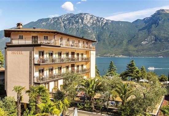 Hotel Garda Bellevue - Limone sul Garda -