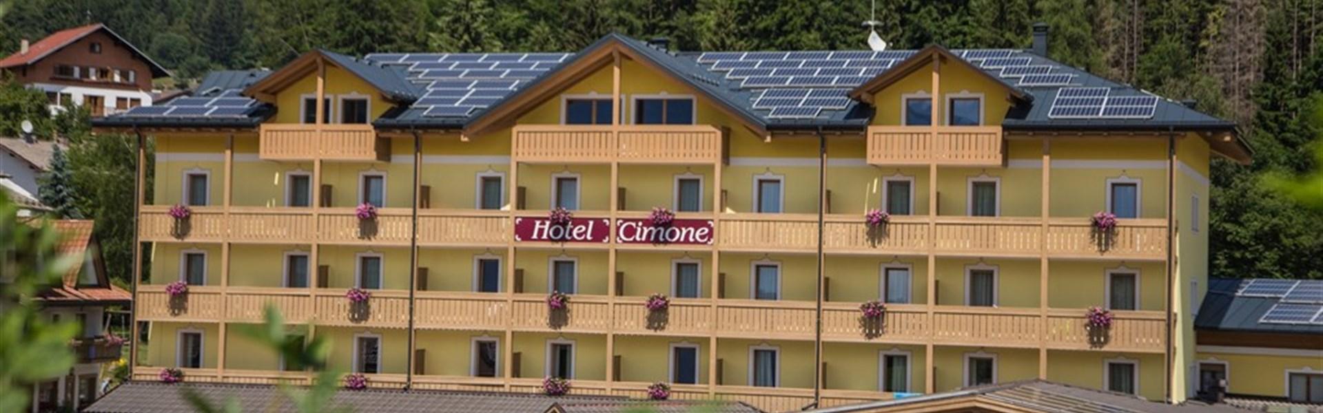 Marco Polo - Hotel Caminetto Mountain Resort -