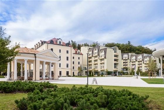 Marco Polo - Grand Hotel Sava/Lux a Hotel Zagreb -
