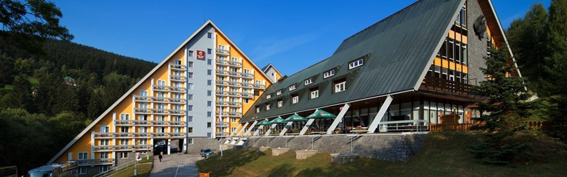 Clarion Hotel Špindlerův Mlýn -