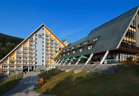 Clarion Hotel Špindlerův Mlýn - Česká republika -