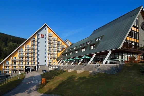 Marco Polo - Clarion Hotel Špindlerův Mlýn -