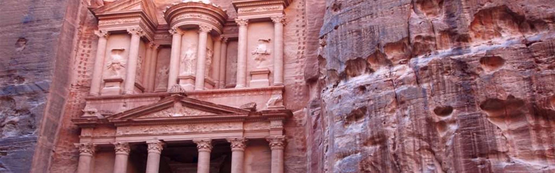 To nejkrásnější z Jordánska s průvodcem -