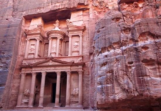 To nejkrásnější z Jordánska s průvodcem - Jordánsko -