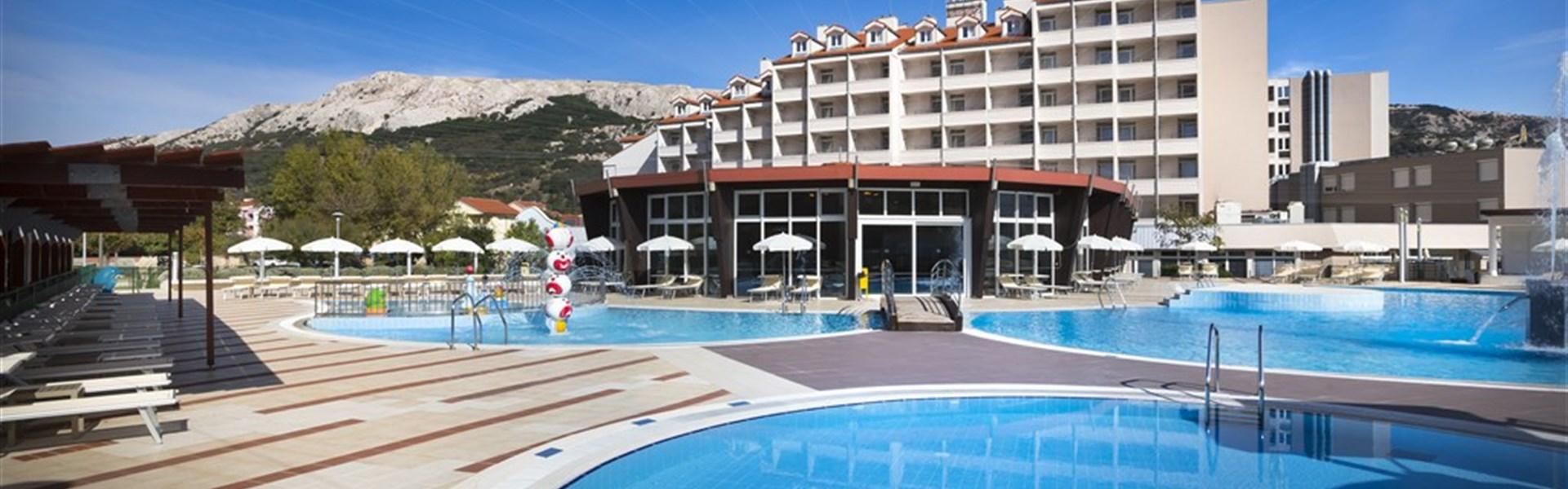 Corinthia Baška Sunny Hotel by Valamar -