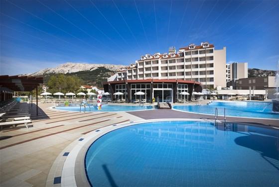 Marco Polo - Corinthia Baška Sunny Hotel by Valamar -