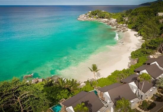 Carana Beach Hotel - Seychely -
