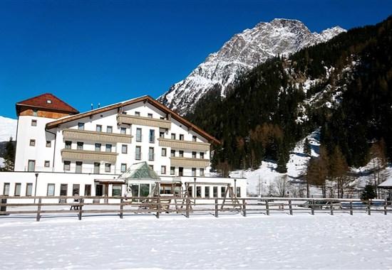 Hotel Tia Monte W22 - Kaunertal -