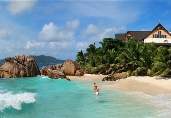 Patatran Village hotel - Seychely -