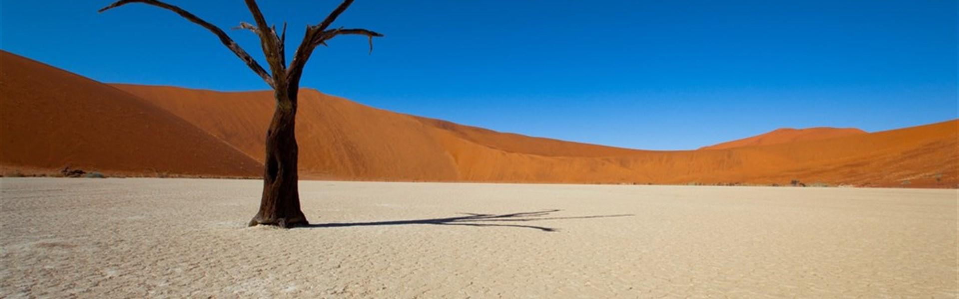 To nejlepší z Namibie - s českým průvodcem - expedice -
