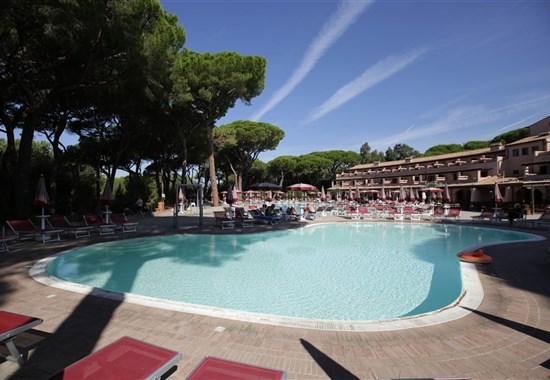 Hotel Palace Corte dei Tusci - Itálie