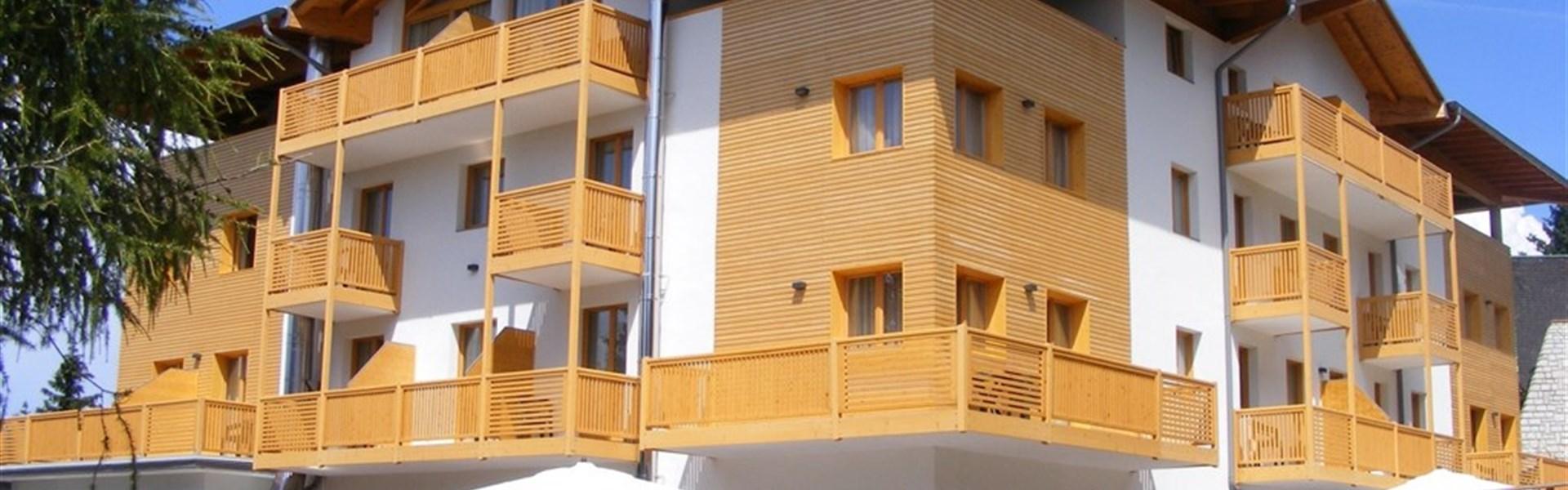 Hotel Alpine Mugon -