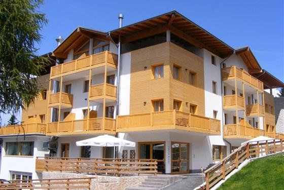 Marco Polo - Hotel Alpine Mugon -