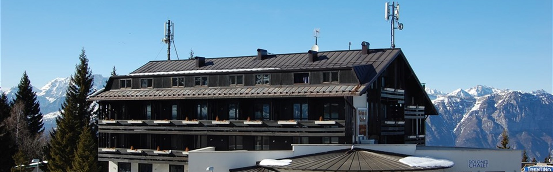 Marco Polo - Hotel Dolomiti Chalet -