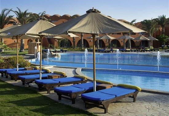 Novotel Marsa Alam 5* hotel and resort - Afrika