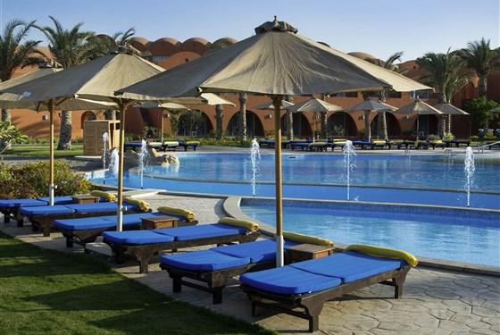 Marco Polo - Novotel Marsa Alam 5* hotel and resort -