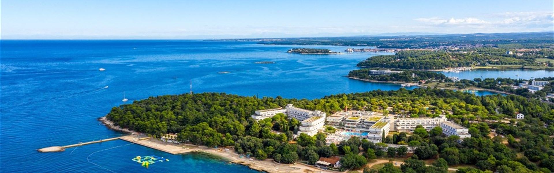 Marco Polo - Hotel Delfin Plava Laguna -