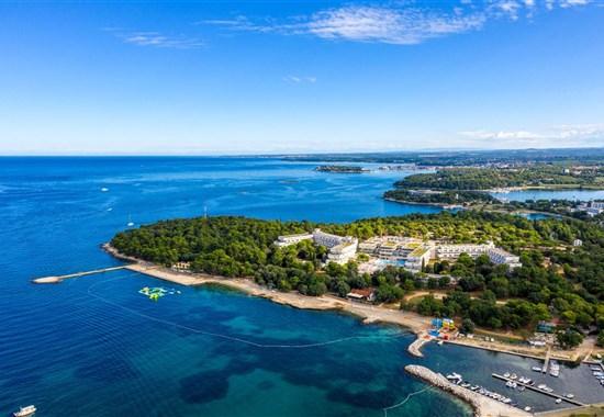 Hotel Delfin Plava Laguna - Chorvatsko -