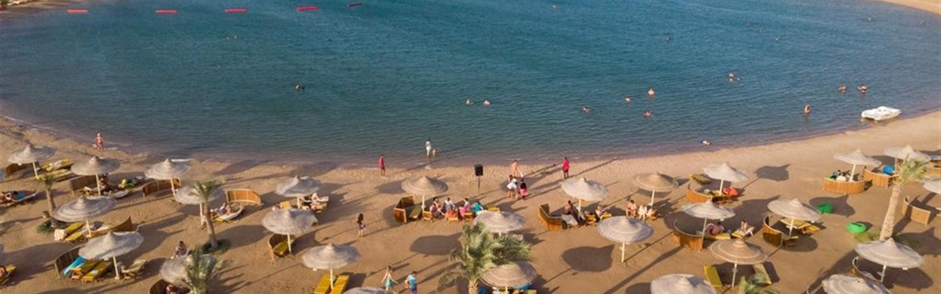Marco Polo - Desert Rose Hurgada Resort 4* -