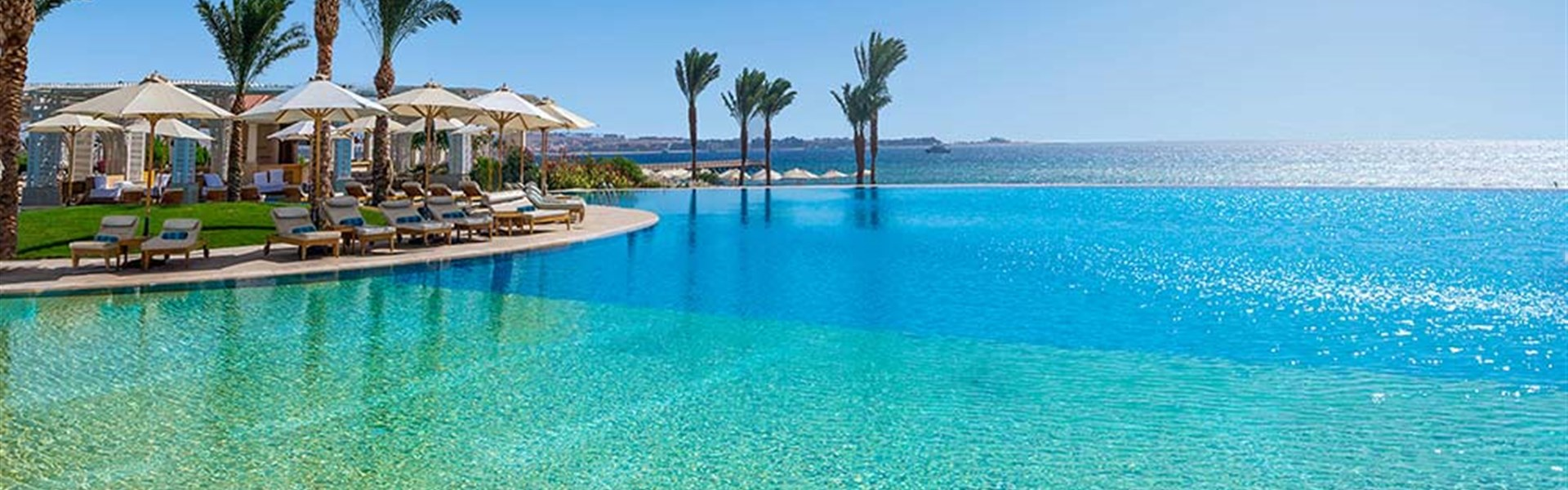 Marco Polo - Baron Palace Sahl Hasheesh 6* - bazén hotel Baron