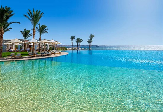 Baron Palace Sahl Hasheesh 6* - Hurgada - bazén hotel Baron