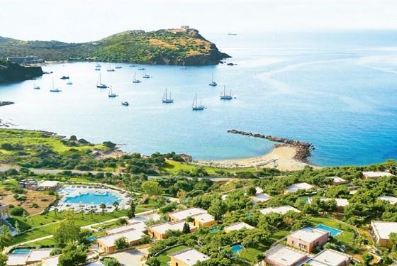 Marco Polo - Grecotel Cape Sounio resort 5* -