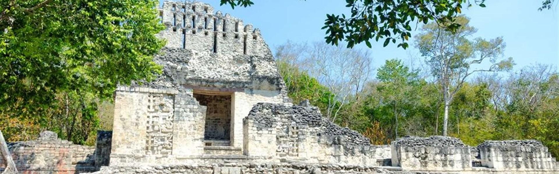 Krásy Yucatánu a Chiapasu s pobytem u Karibiku -
