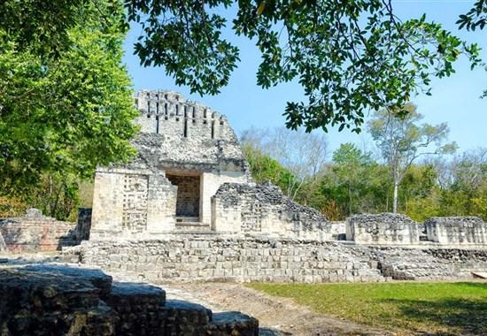 Krásy Yucatánu a Chiapasu s pobytem u Karibiku - Karibik a Střední Amerika