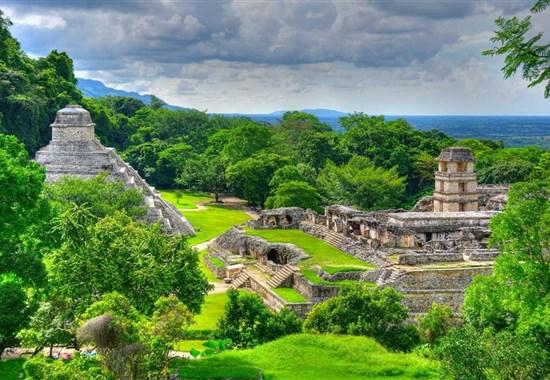 Po stopách Aztéků a Mayů s českým průvodcem - Karibik a Střední Amerika