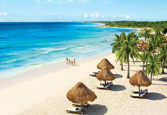 Dreams Tulum Resort & Spa - Karibik a Střední Amerika