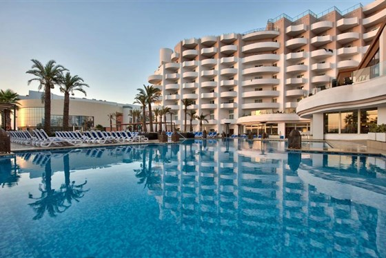 Marco Polo - db San Antonio hotel & spa 4* -